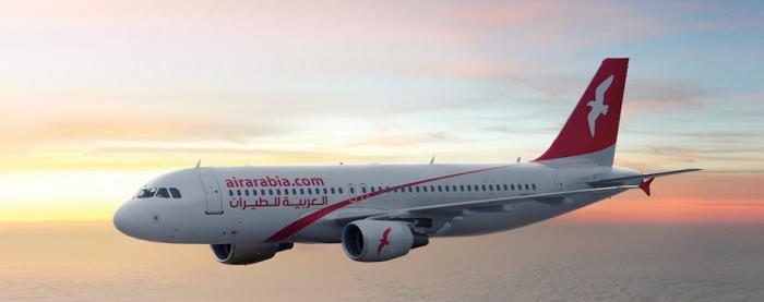 Air Arabia's fleet