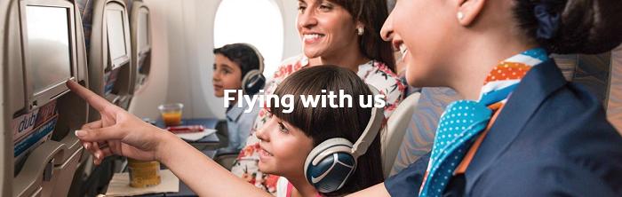 Exceptional customer service at Flydubai