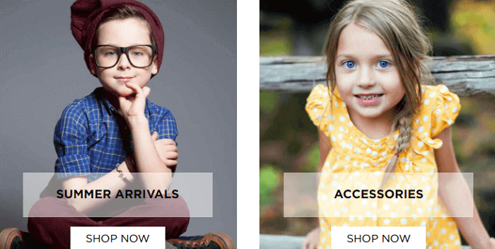 Children's apparel