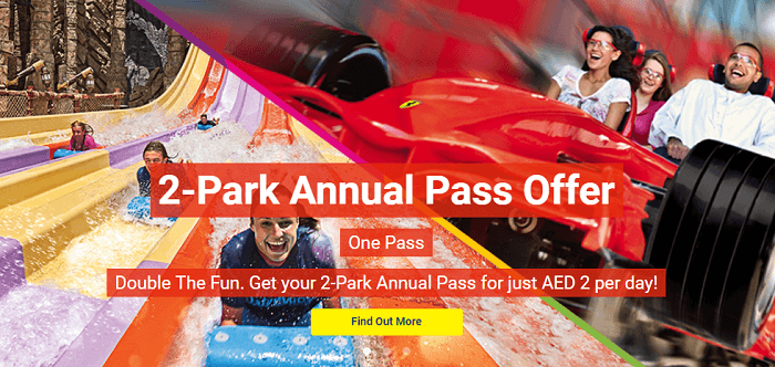 Get the pass into the park