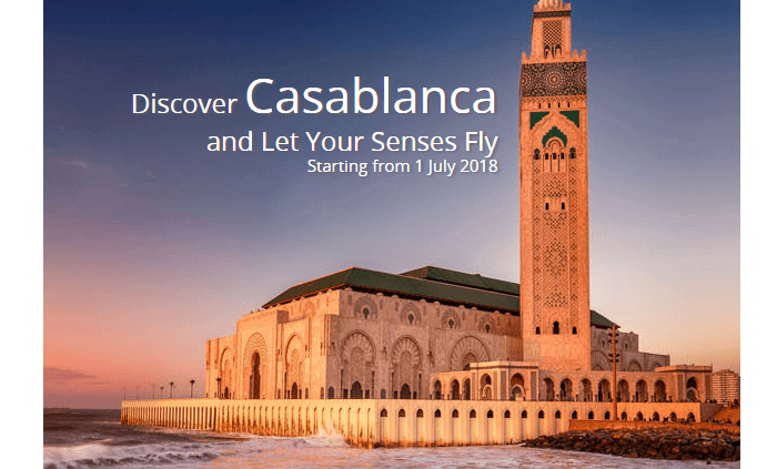 Travel to stunning Casablanca