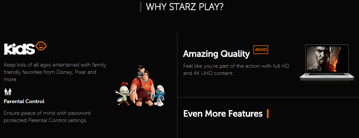 Why subscribe to Starzplay?