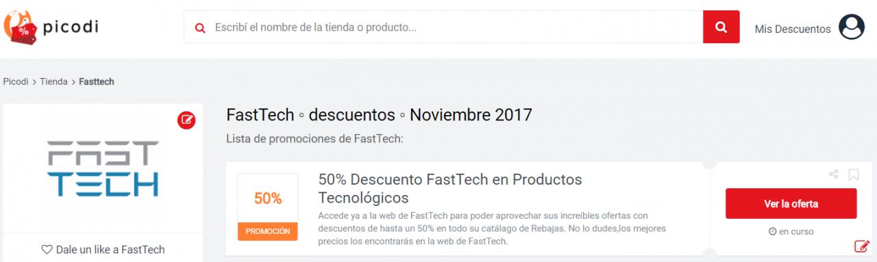fast tech promo