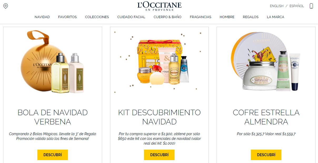 l'occitane promociones