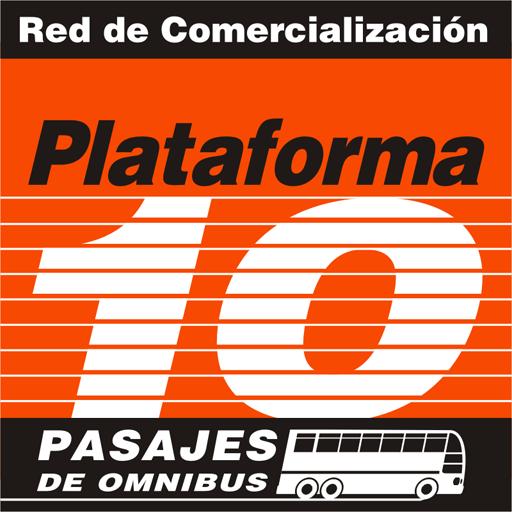 plataforma 10 logo