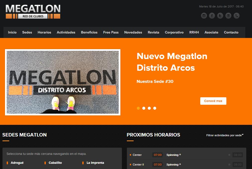 ofertas Megatlon