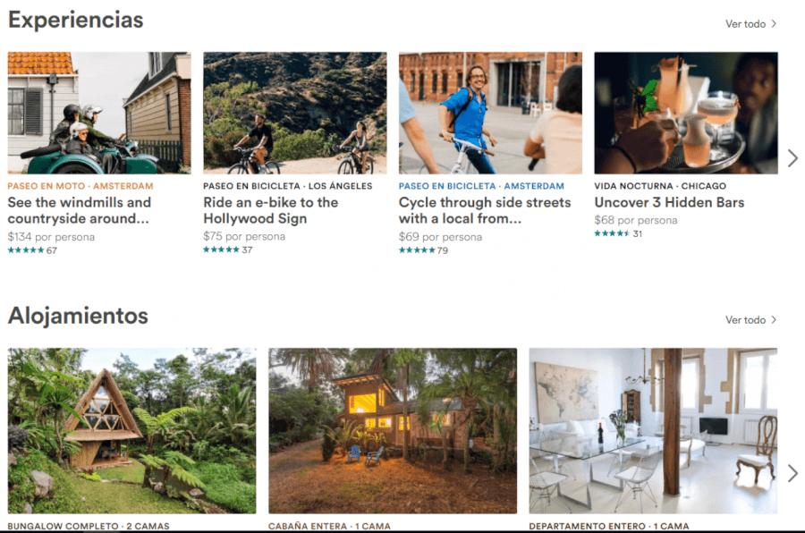 promociones de airbnb