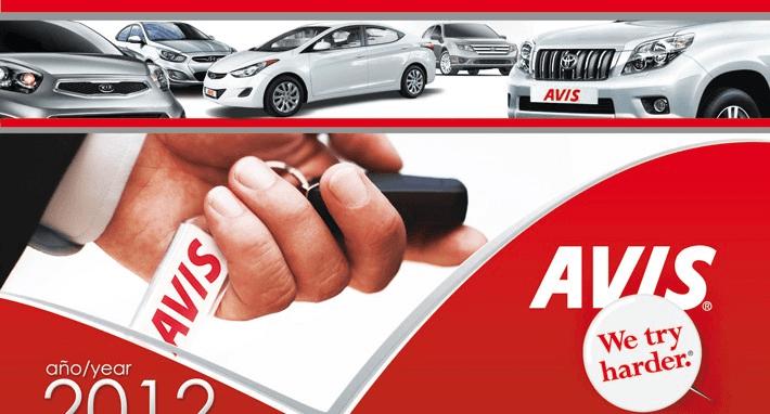 Quieres alquilar un coche? Aprovecha nuestros cupones descuento Avis