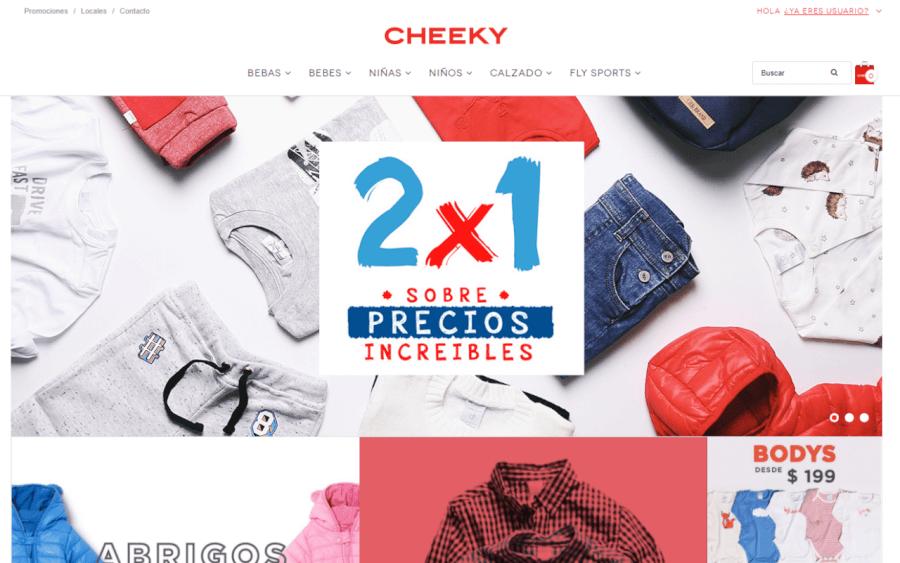 ofertas Cheeky