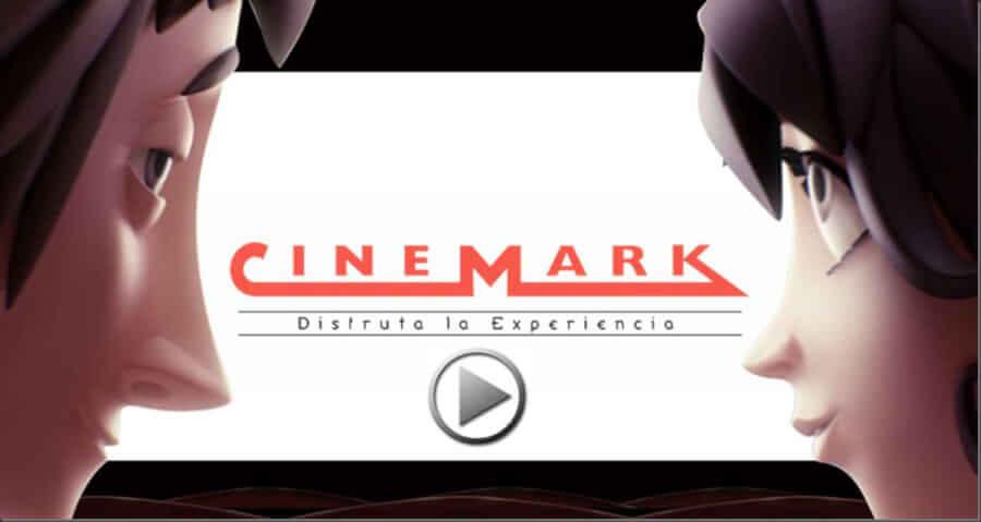 Disfrutá la experiencia Cinemark