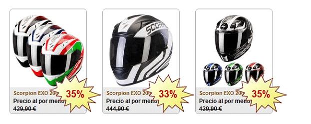 Usa codigo promocional FC Moto que te podría descontar un gran porcentaje en tu pedido.