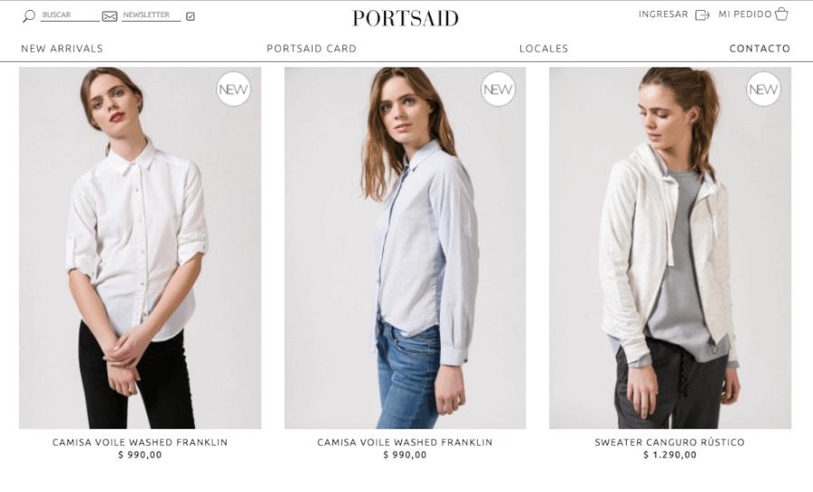 ofertas Portsaid