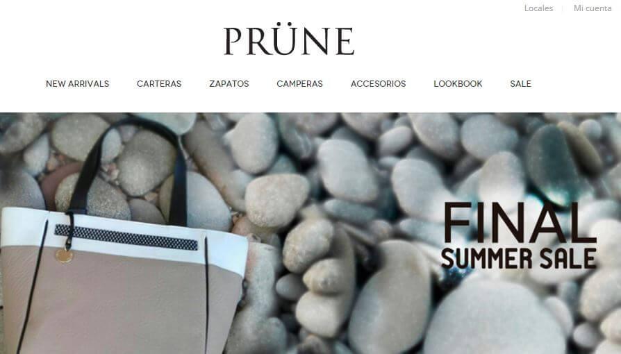 ofertas Prune