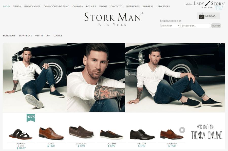 ofertas Stork Man