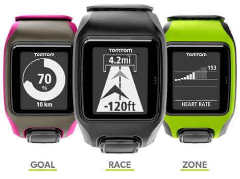 Relojes TomTom multisport te ayudarán a controlar tu actividad física