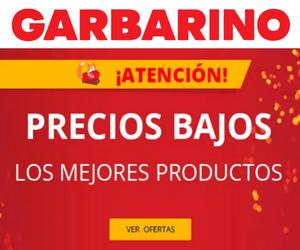 Los mejores descuentos Garbarino