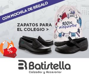 La Vuelta al cole en Batistella