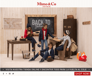 Mimo&Co Vuelta al Cole