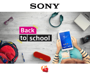 Sony Vuelta a Clases
