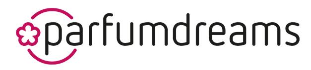 Das Logo von parfumdreams