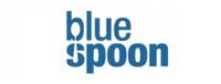 blue spoon