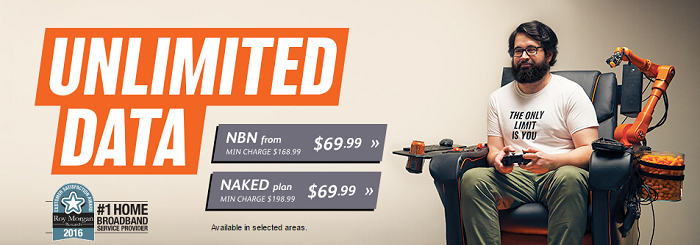 Check out the front page of Internode