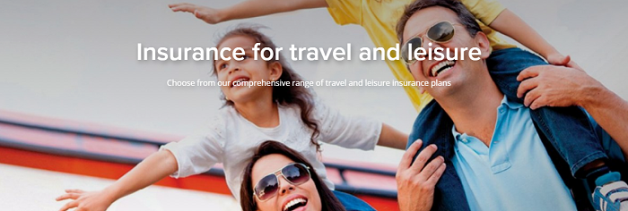 Travel and leisure insurance