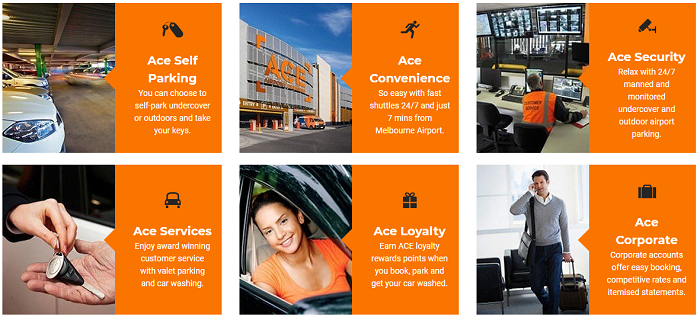 Ace Airport Parking Promo Code 20 December 2019