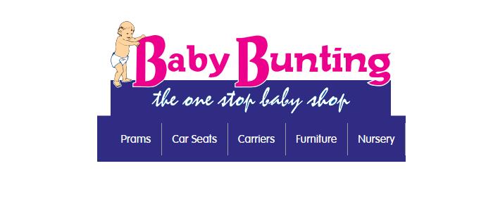 Baby Bunting website