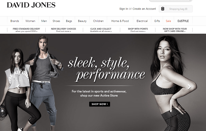 Can't find a code? Request one.. Connect with David Jones. You are viewing current backmicperpte.ml coupons and discount promotions for December For more about this website, and its current promotions connect with them on Twitter @davidjonesstore, or Facebook.
