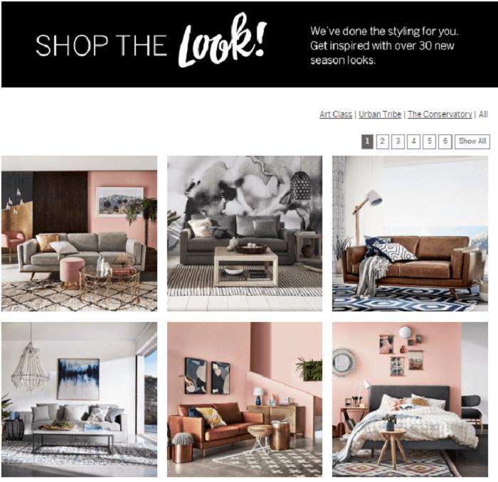 Shop for the best design