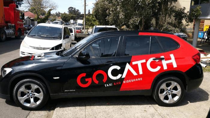 GoCatch car