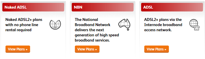 Internode's offer