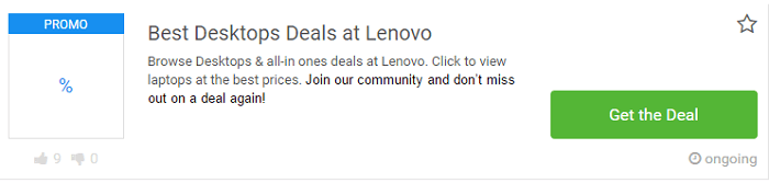 Best Lenovo desktops deals