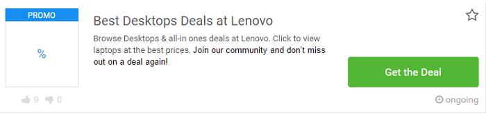 Best Lenovo desktops deals