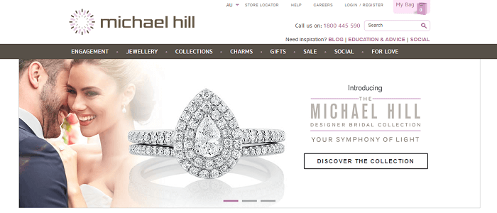 Visit Michael Hill