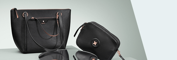 Mimco's front page