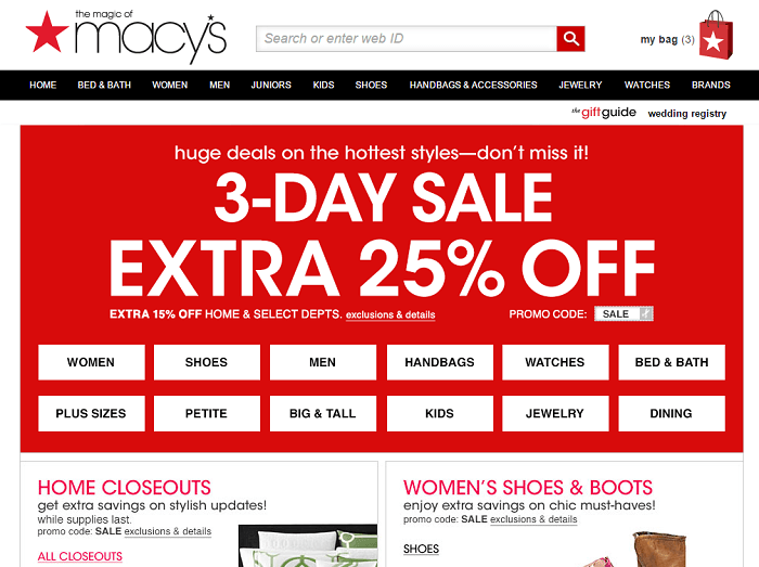 Macys online shopping coupon codes macy s coupons june for Firebox promotional code