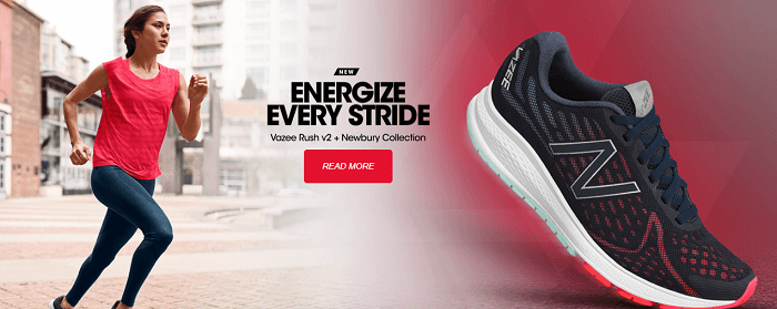 The Energize collection