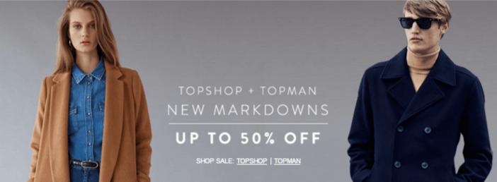 Nordstrom Top Shop discount