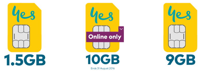Optus special offer