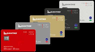 Qantas Cards