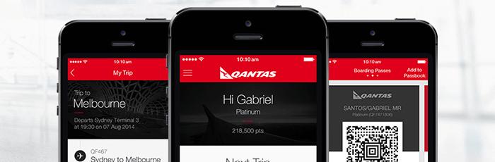 Qantas Mobile App