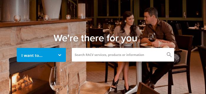 Visit the RACV website