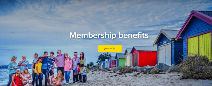 Membership at RACV
