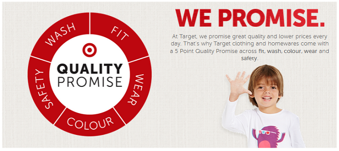 5 point quality promise