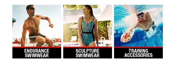 swimwear at Wiggle