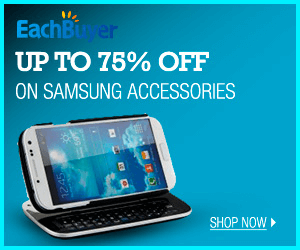 Save Even 75% Off Samsung!