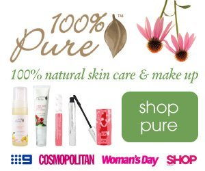 Get the best deals at 100% Pure!