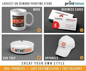 Exclusive Offers at Printvenue!